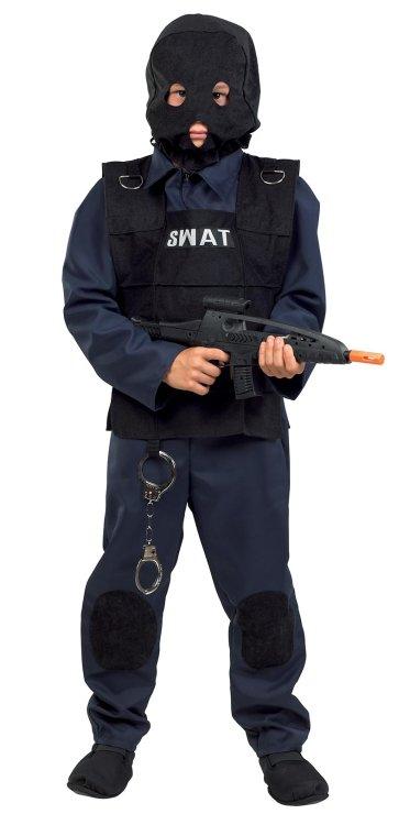 Αποκριάτικη Στολή Swat