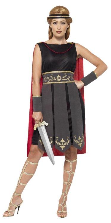 Αποκριάτικη Στολή Ρωμαία Πολεμίστρια