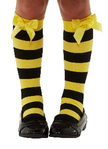 Αποκριάτικη Στολή Santoro Bee Loved Κάλτσες