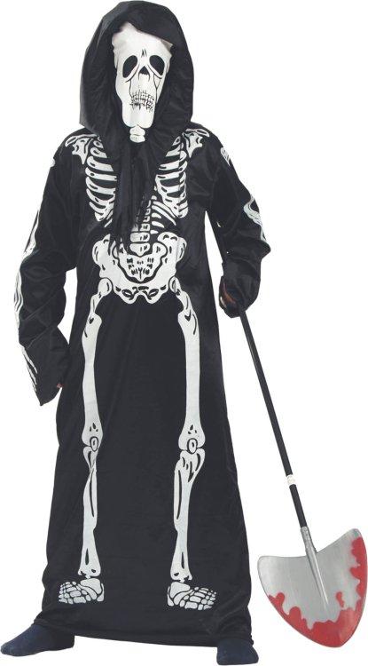 Αποκριάτικη Στολή Σκελετός