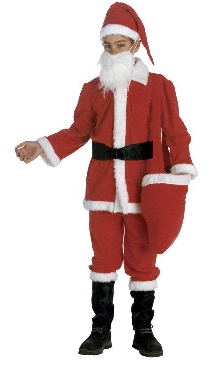 Χριστουγεννιάτικη Στολή Άγιος Βασίλης