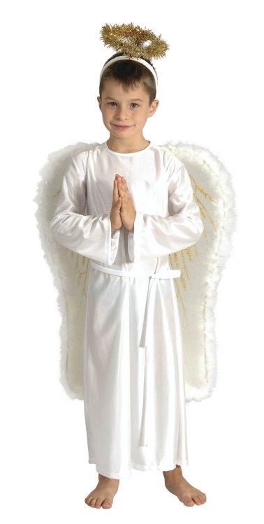 Χριστουγεννιάτικη Στολή Αγγελάκι Αγόρι