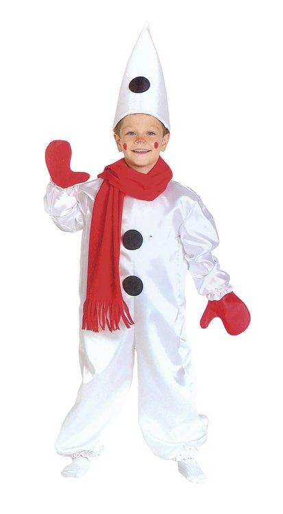 Χριστουγεννιάτικη Στολή Χιονάνθρωπος