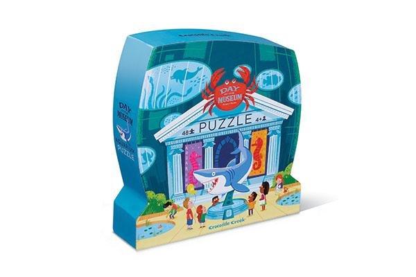 CROCODILE CREEK, Παζλ 48 κομματιών Aquarium