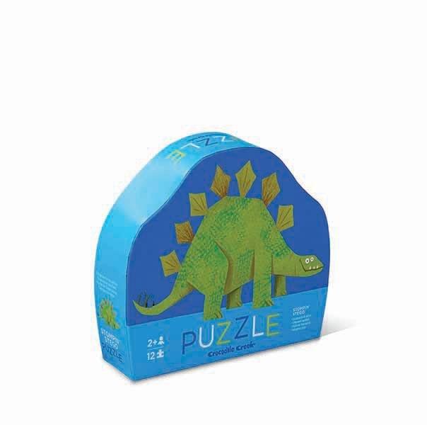 CROCODILE CREEK, Παζλ 12 κομματιών Δεινόσαυρος