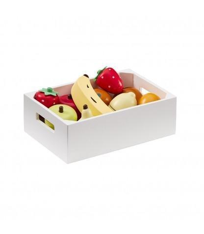 KIDS CONCEPT. Σετ ξύλινων φρούτων