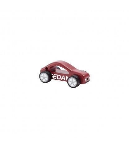 KIDS CONCEPT. Ξύλινο αυτοκινητάκι (πολύχρωμο)