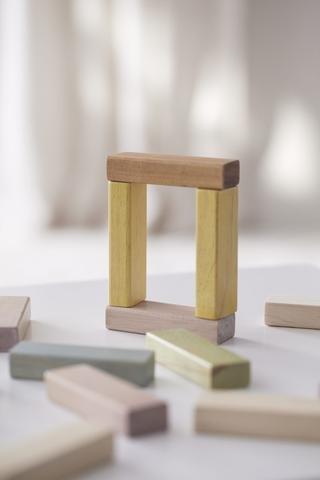 KIDS CONCEPT. Ξύλινο παιχνίδι στοίβαξης και ισορροπίας AIDEN