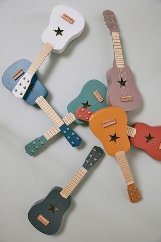 KIDS CONCEPT. Κιθάρα Star (κόκκινο)