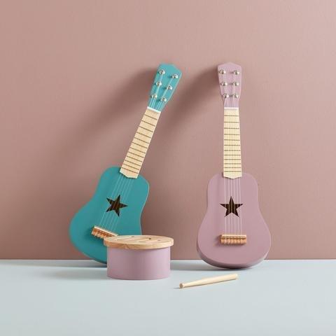 KIDS CONCEPT. Κιθάρα Star (λιλά)