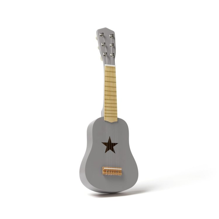 KIDS CONCEPT. Κιθάρα Star (σκούρο γκρι)