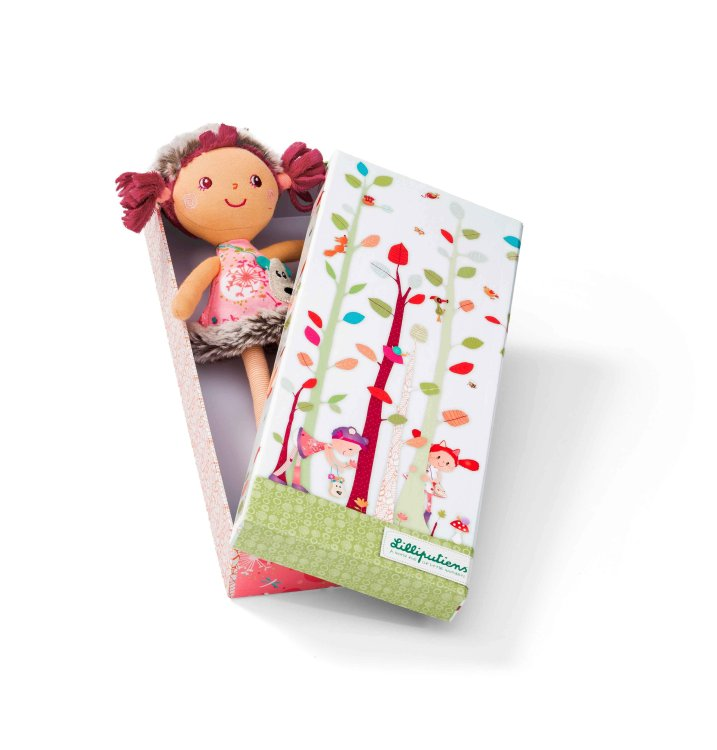 LILLIPUTIENS- Κούκλα μίνι Σεζάρια