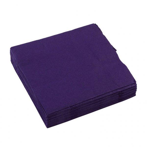 Χαρτοπετσέτες Γλυκού Purple 20τεμ.