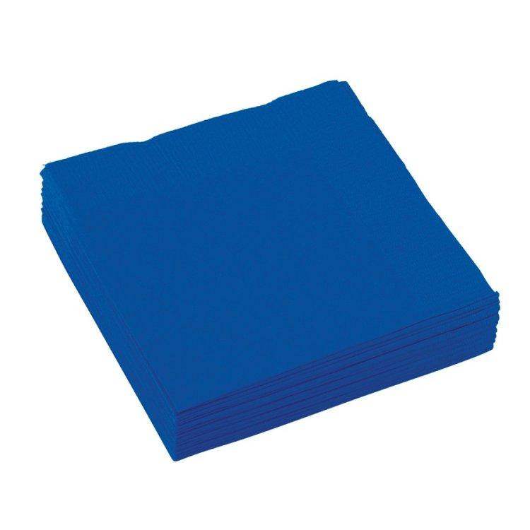 Χαρτοπετσέτες Γλυκού 2φυλλη Μπλε 20τεμ.