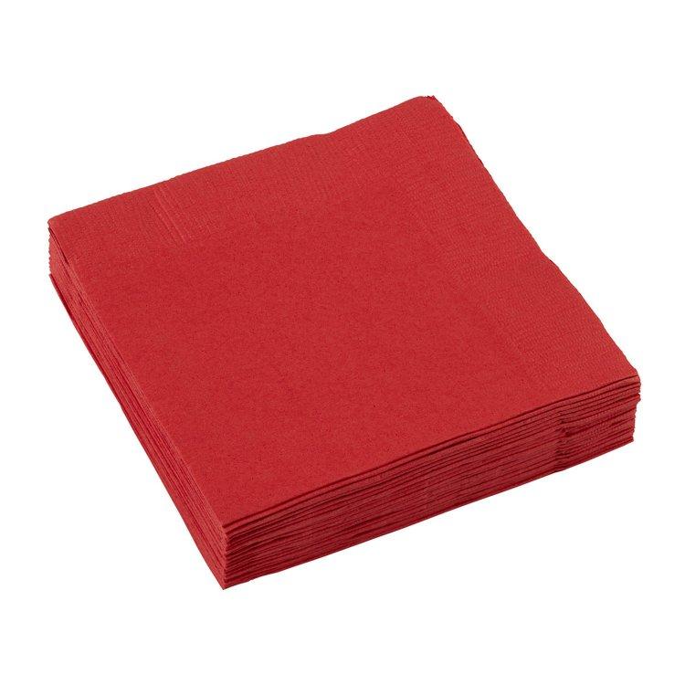 Χαρτοπετσέτες Γλυκού Red 2φυλλη 20τεμ.