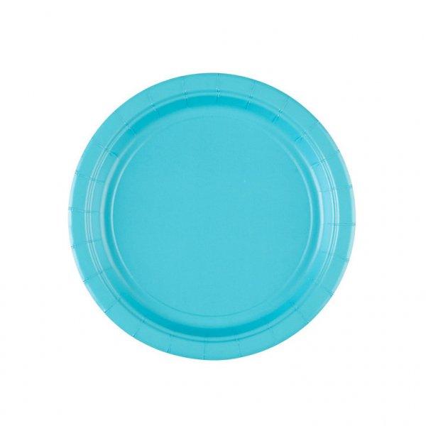 Πιάτα 17.7  Cm Caribbean Blue 8 τεμ.