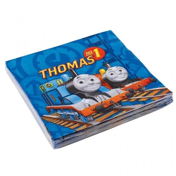 Χαρτοπετσέτες φαγητού Τόμας το Τρενάκι /20 τεμ