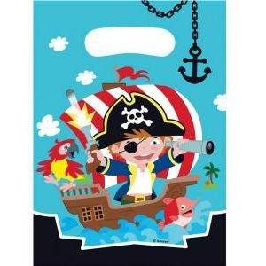 Τσάντες Δώρου Pirate 8τεμ.