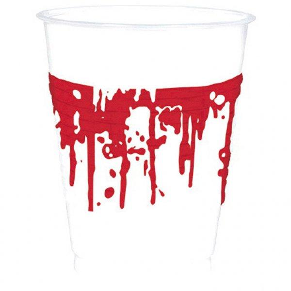 Ποτήρια πλαστικά Bloody Good Time 10τεμ.