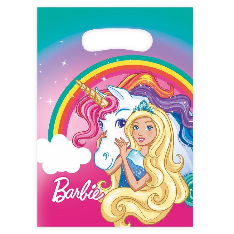 Τσάντες Δώρου Barbie Dreamtopia 8τεμ.