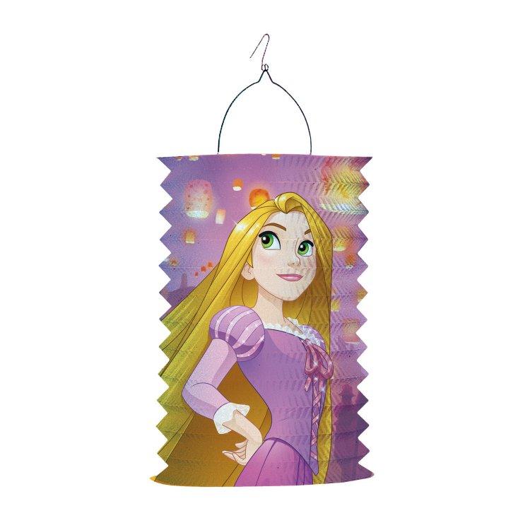 Φαναράκι Κυλινδρικό Disney Princess Rapunzel