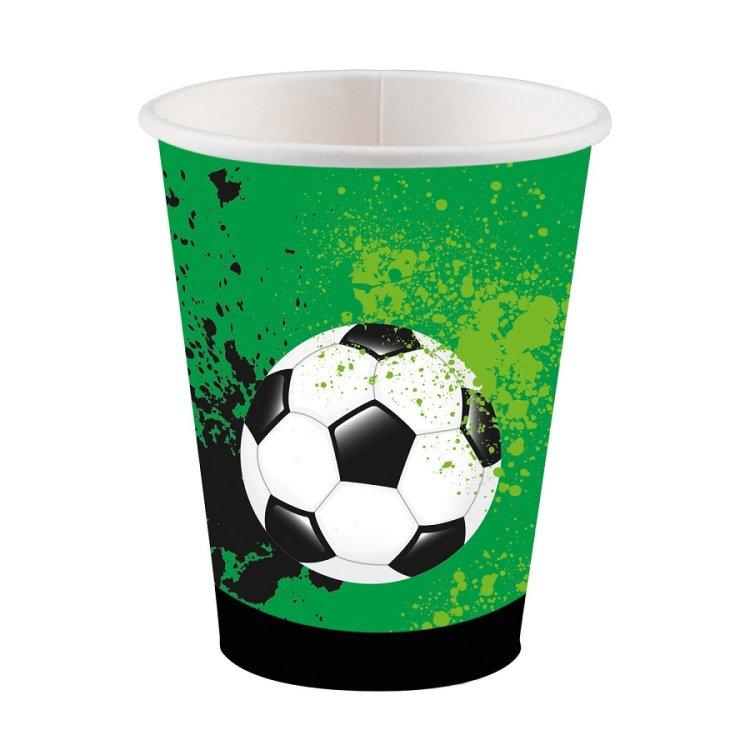 Ποτήρια Goal Ποδόσφαιρο 8τεμ.