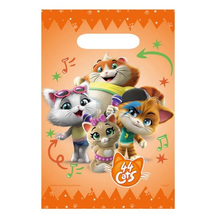 Τσάντες Δώρου 44 Cats 8τεμ.