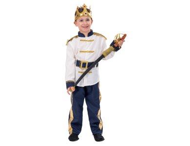 Αποκριάτικη Στολή Μικρός Βασιλιάς
