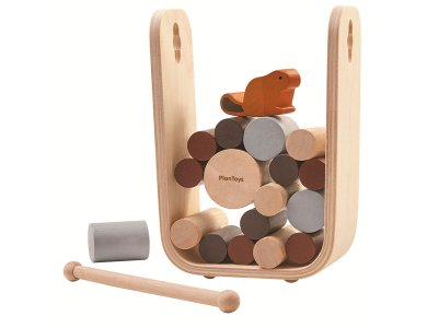 Παιχνίδι ισορροπίας με κάστορα