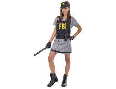 Αποκριάτικη Στολή Fbi