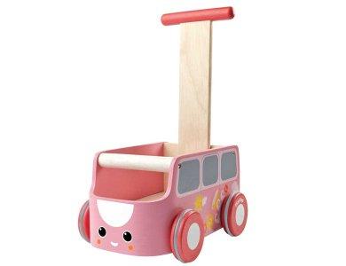 Περπατούρα φορτηγάκι – ροζ