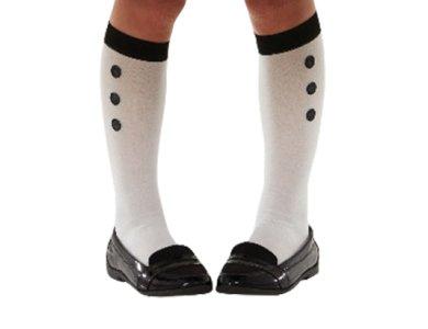 Αποκριάτικη Στολή Santoro The Hour Κάλτσες
