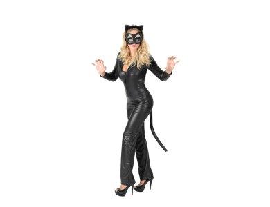 Αποκριάτικη Στολή Μαύρη Γάτα
