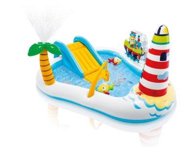 Intex Πισίνα Fishing Fun Play Center