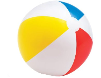 Intex Μπάλα Θαλάσσης Glossy