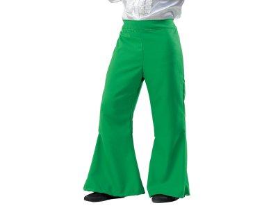 Αποκριάτικη Στολή Disco Παντελόνι (Πράσινο)