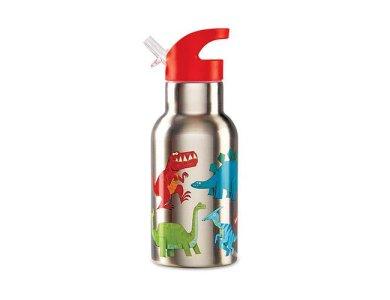CROCODILE CREEK, Ανοξείδωτο μπουκάλι νερού Δεινόσαυροι