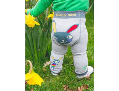 Παιδικό Κολάν Garden Bunny Grey