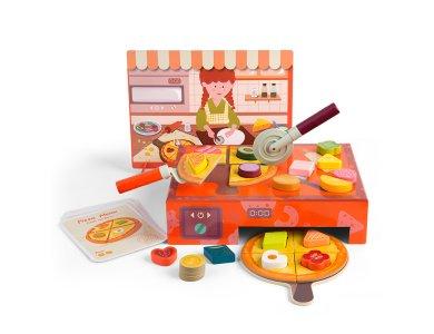 Logi-Shape Pizza Box