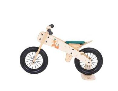 Ποδήλατο ισορροπίας με τύπωμα Αλεπού