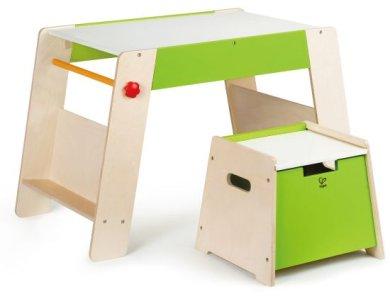 Hape - Ξύλινο Θρανίο & Κάθισμα
