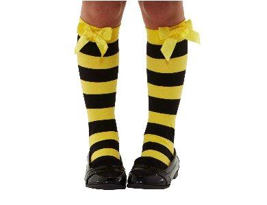 Αποκριάτικο Αξεσουάρ Κάλτσες Santoro Gorjuss Bee Loved