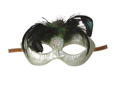 Αποκριάτικο Αξεσουάρ Μάσκα ματιών πράσινη