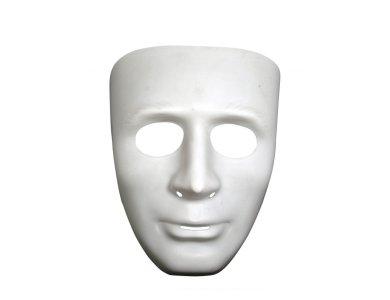 Αποκριάτικο Αξεσουάρ Μάσκα μαύρη