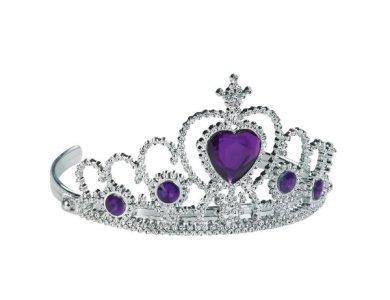 Αποκριάτικο Αξεσουάρ Στέμμα Πριγκίπισσας Ροζ