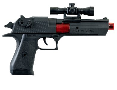 Αποκριάτικο Αξεσουάρ Όπλο Αστυνομικού Μικρό
