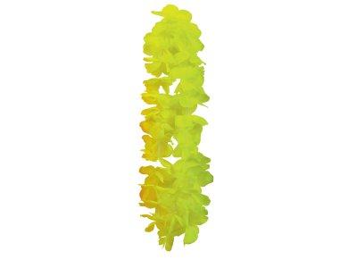 Αποκριάτικο Αξεσουάρ Κολιέ Χαβανέζικο κίτρινο