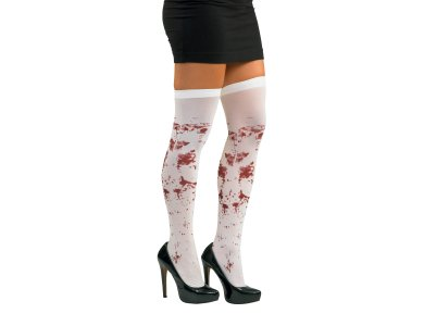 Αποκριάτικο Αξεσουάρ Κάλτσα με αίματα