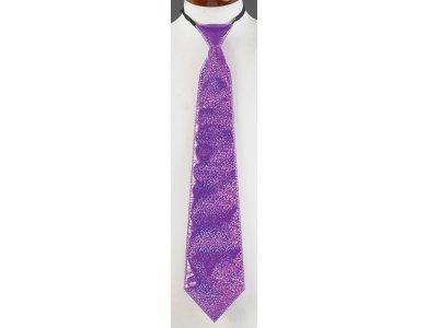 Αποκριάτικο Αξεσουάρ Γραβάτα μεταλιζέ πράσινη