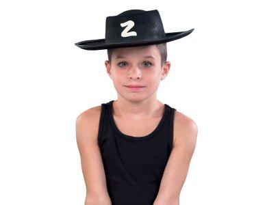 Αποκριάτικο Αξεσουάρ Καπέλο Ζορό